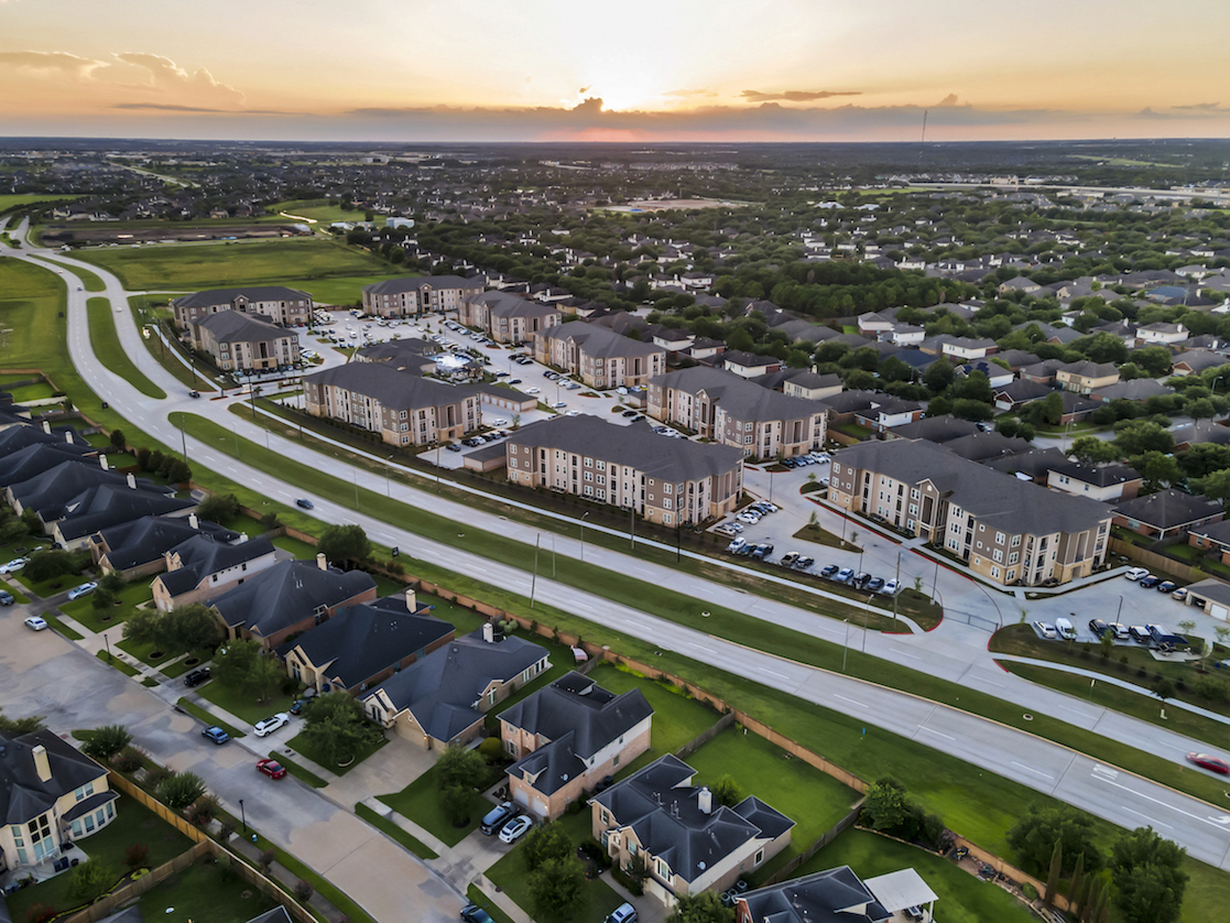 Top View at Haven at Bellaire Apartments in Richmond, TX