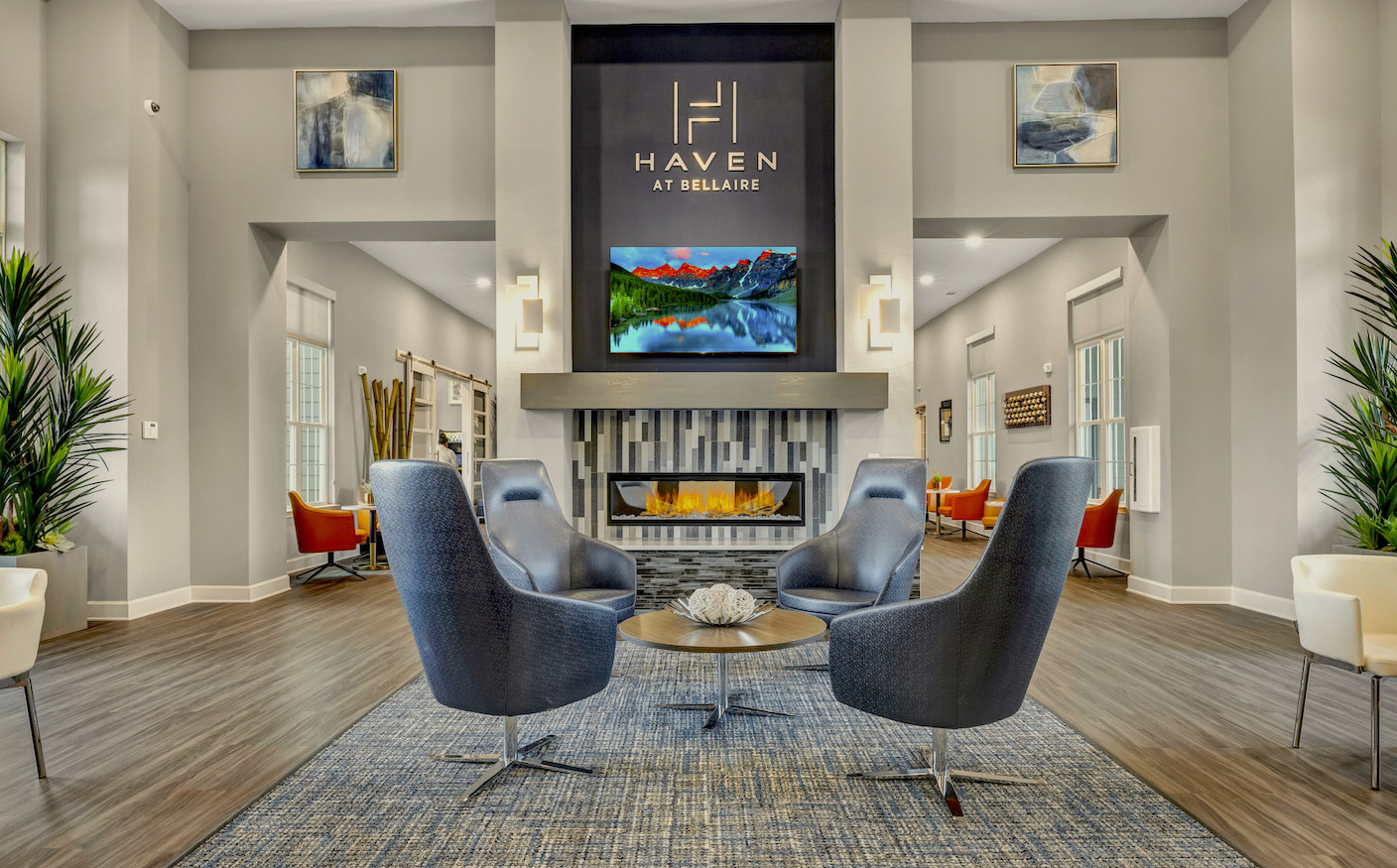 Interior View at Haven at Bellaire Apartments in Richmond, TX