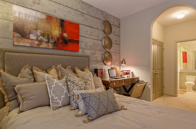 Heights at Lasalle Apartments has Great Floorplans