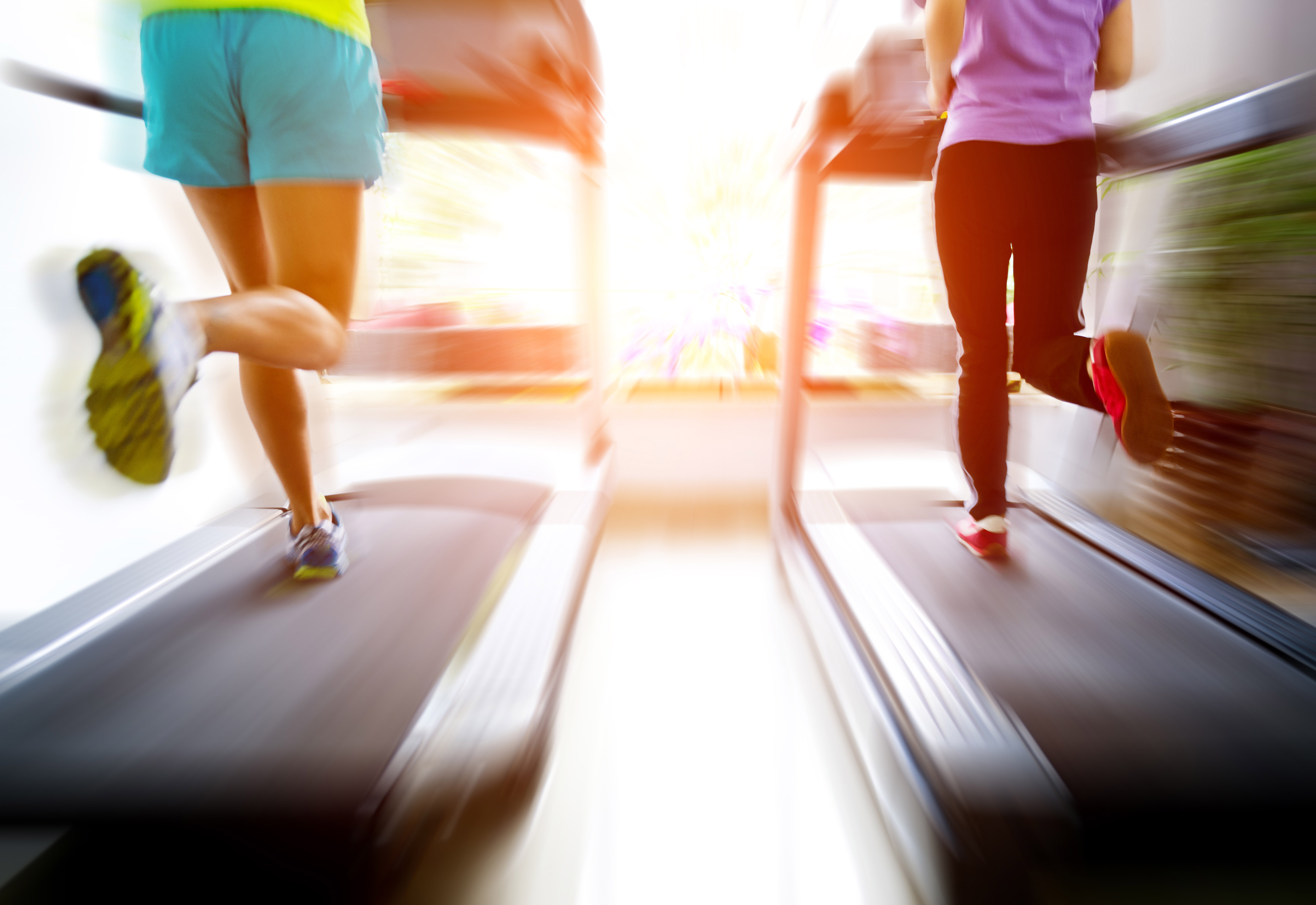 On-Site Fitness Center at The Heights at Northwinds Apartments in Alpharetta, GA