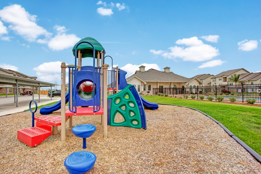 Playground at Henderson 1575 Apartments in Los Fresnos, Texas