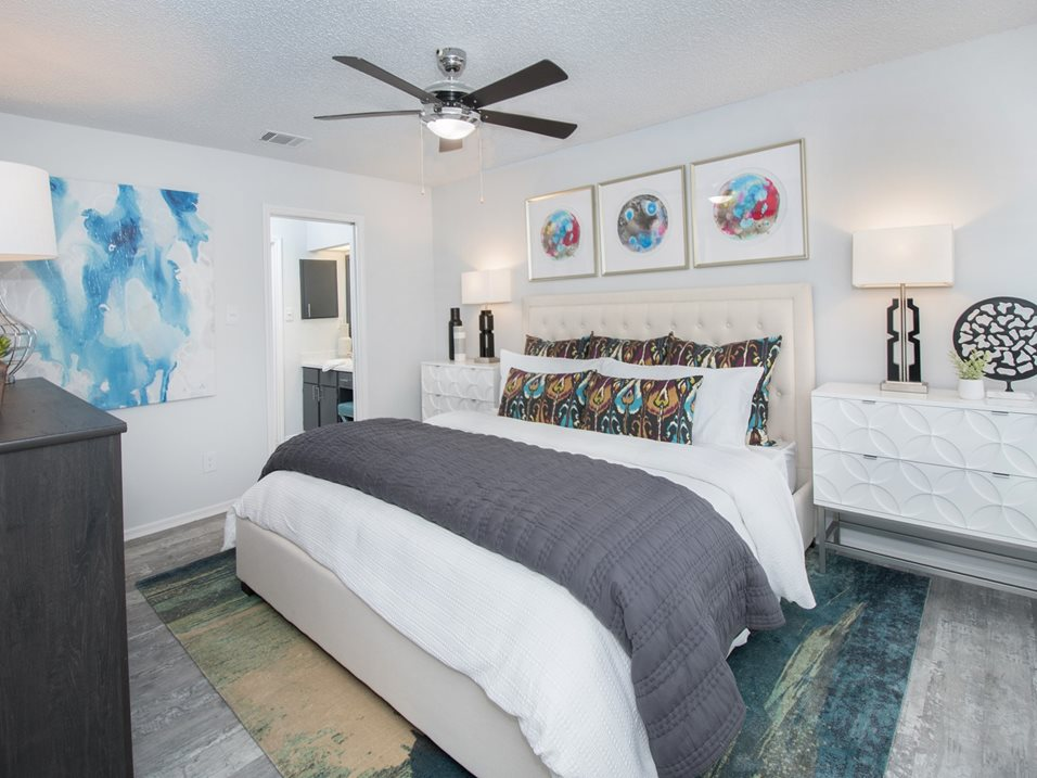 One, Two, and-Three Bedroom Apartments for Rent at The Henry B Apartments in San Antonio, TX