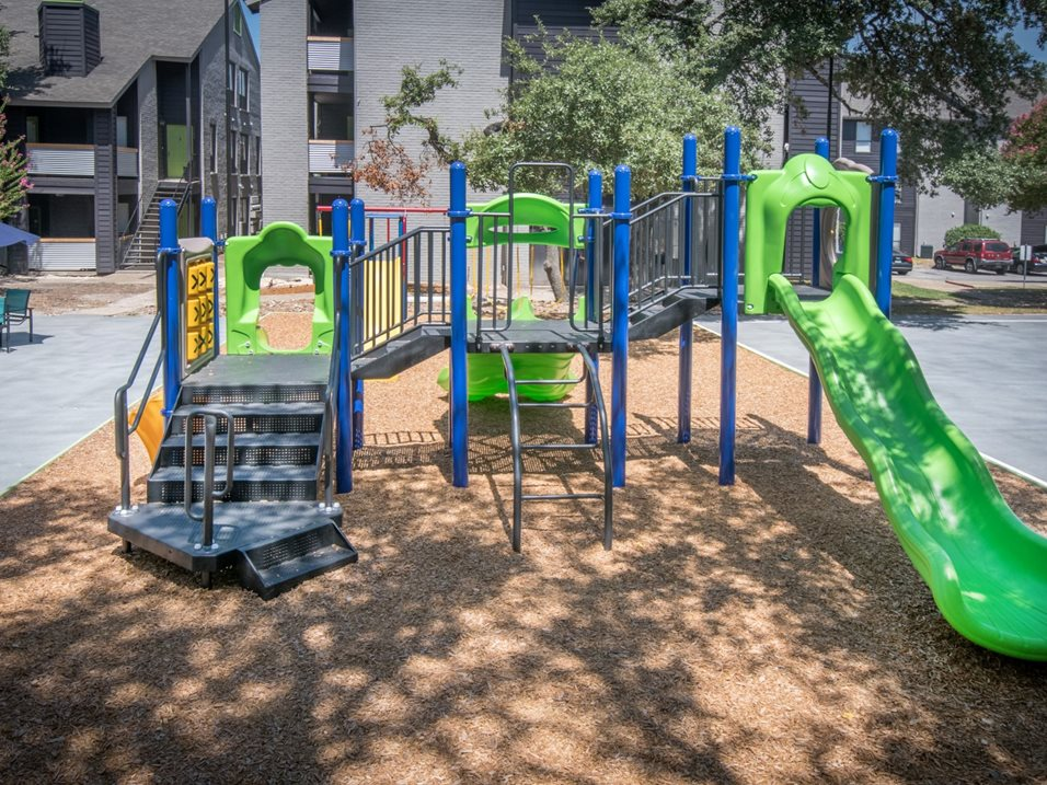 Playground for Children at The Henry B Apartments in San Antonio, TX
