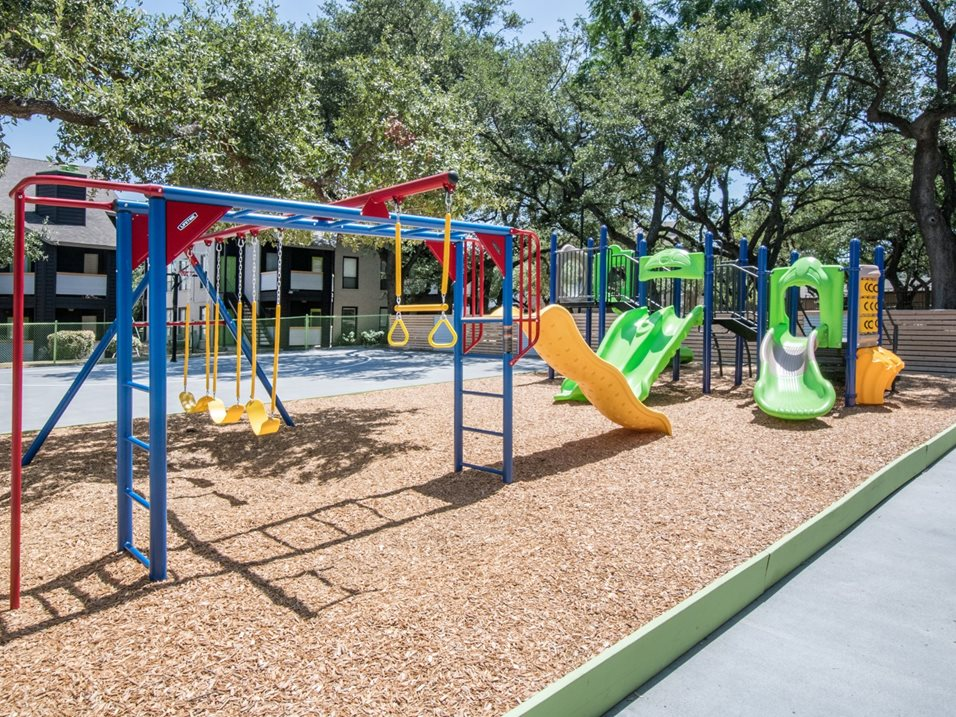 Playground at The Henry B Apartments in San Antonio, TX