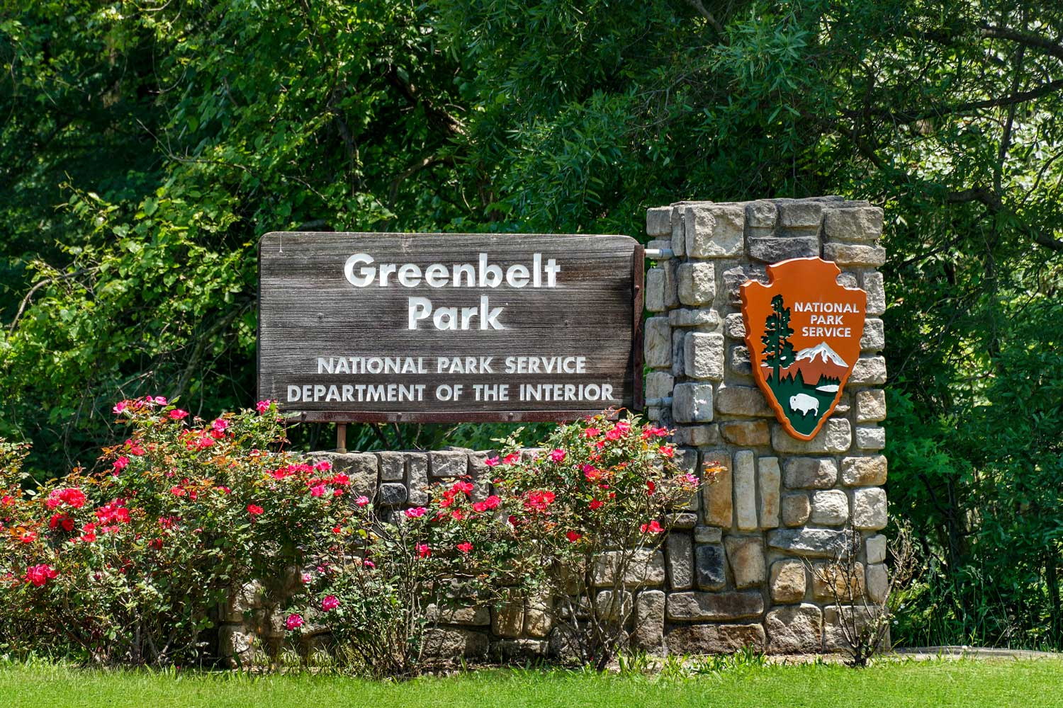 Greenbelt Park is 10 minutes from Heritage Square Apartments in New Carrollton, MD