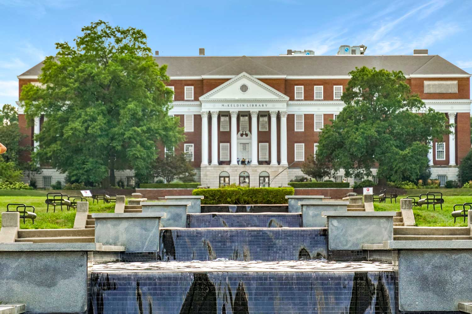 Easy commute to University of Maryland, College Park from Heritage Square Apartments