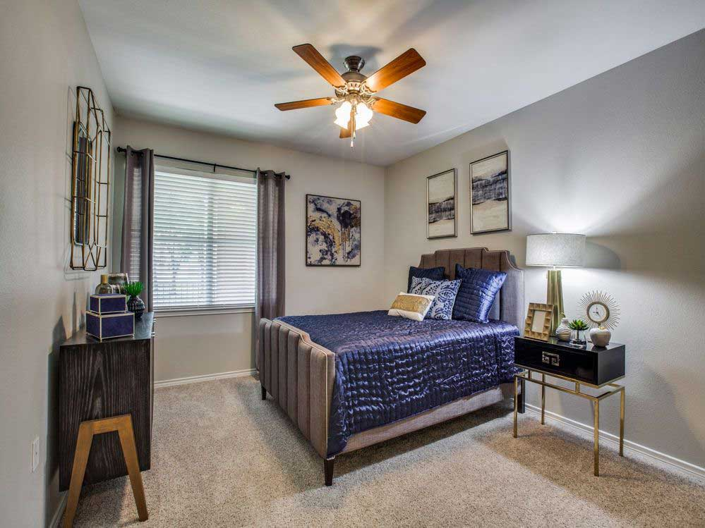 One, Two, and Three-Bedrooms at Hidden Lakes Apartments in Haltom City, Texas