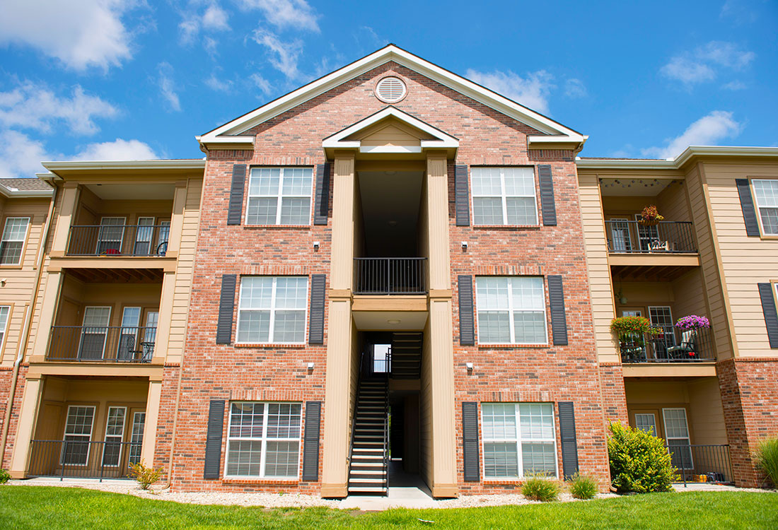 Three-Bedroom Apartments for Rent at Highland Ridge Apartments in Manhattan, Kansas