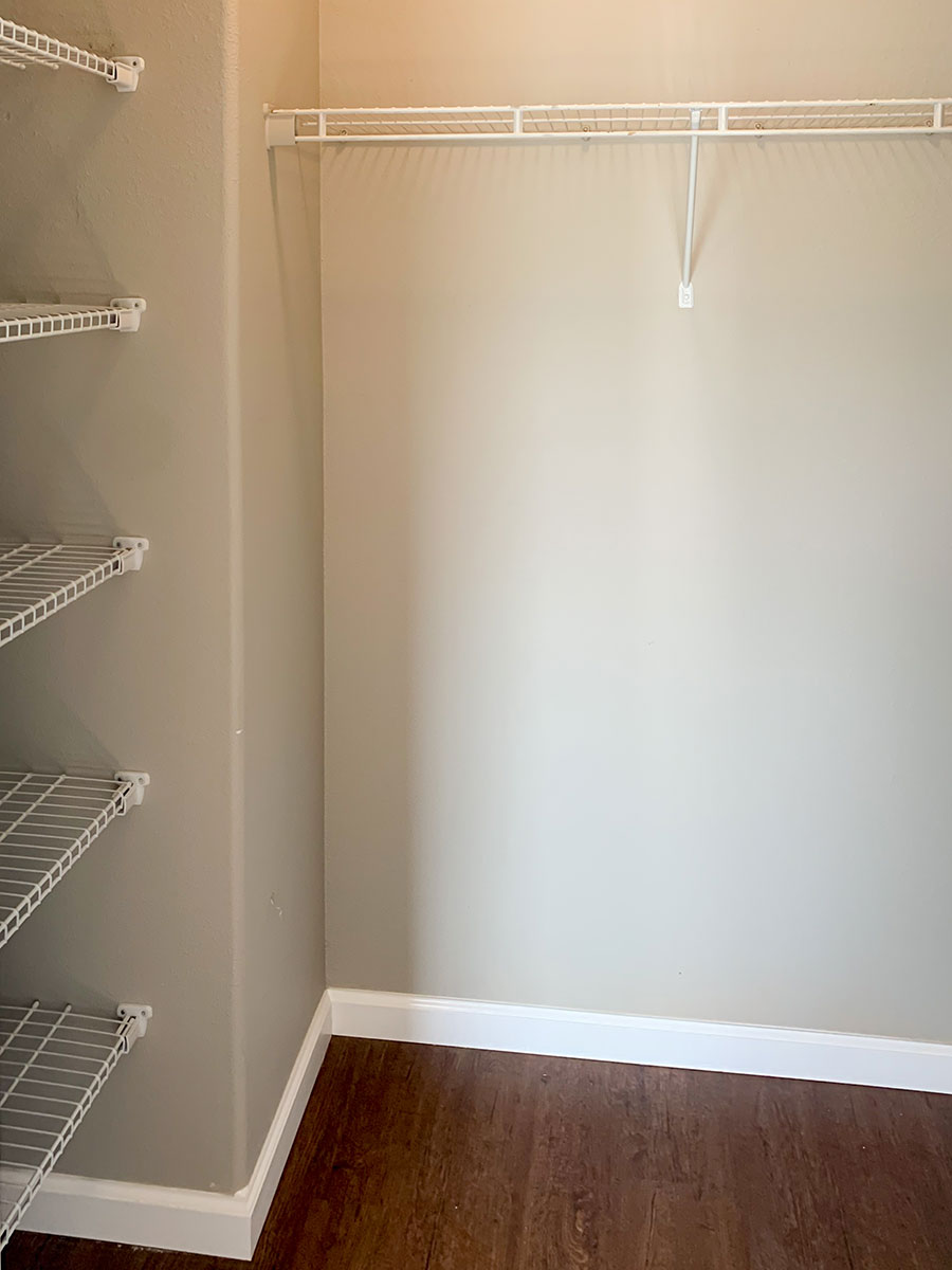 Large Walk-In Closet at Highland Ridge Apartments in Manhattan, Kansas