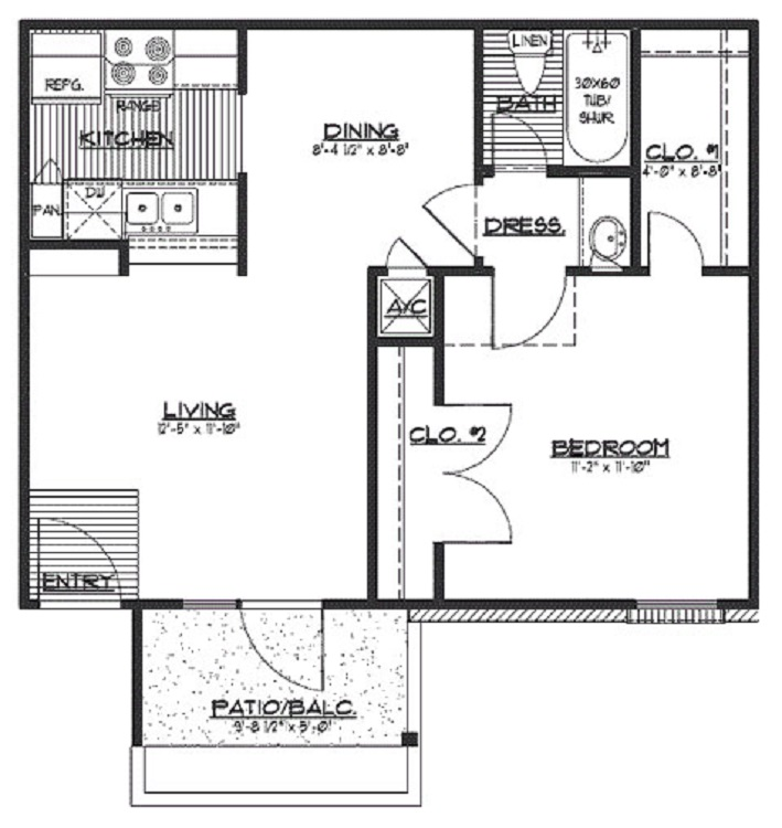 Floorplan - Upgraded Alder image