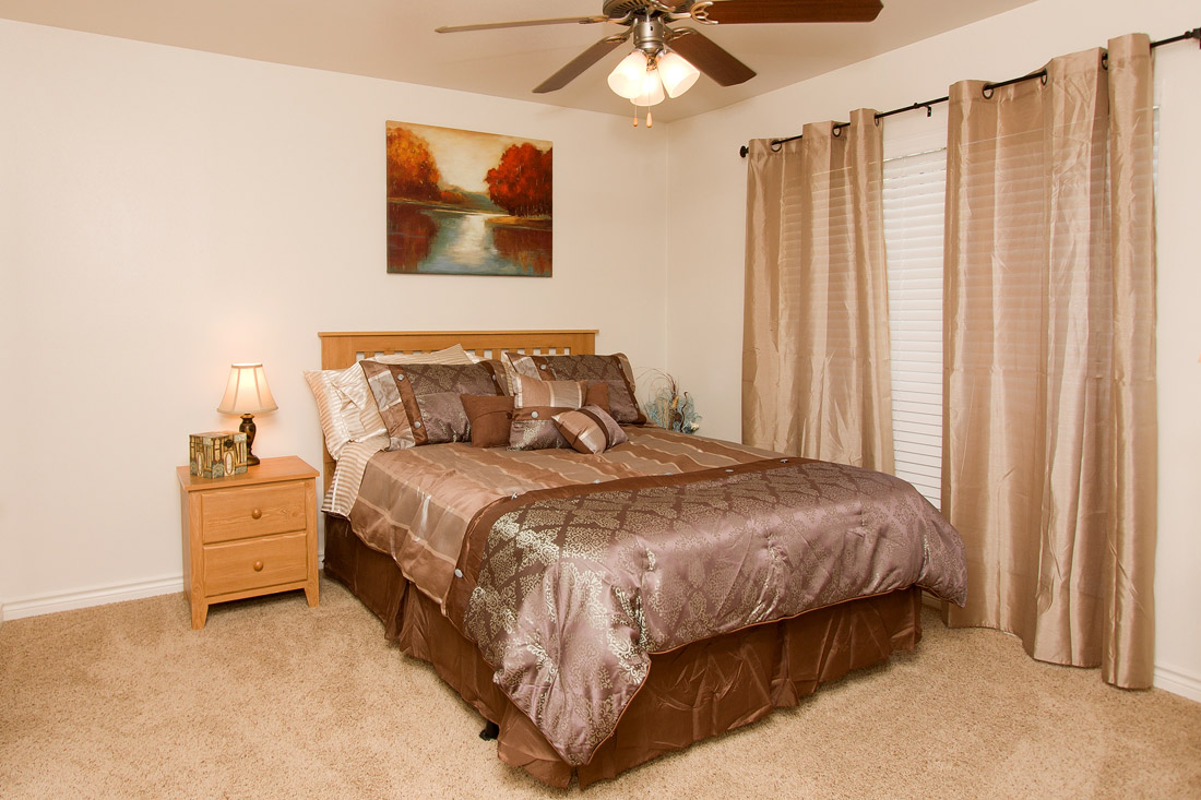 1-Bedroom Apartments for Rent at Indian Run Apartments in Abilene, TX