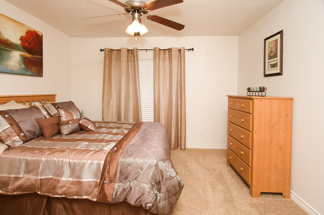 2-Bedroom Apartments for Rent at Indian Run Apartments in Abilene, TX