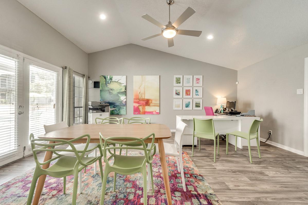 Bright Floor Plans at Indigo Apartments in Dallas, TX