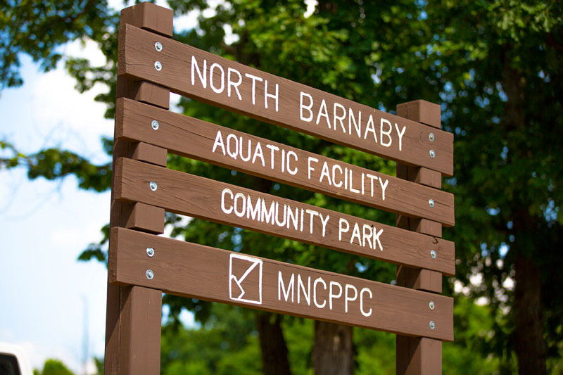 North Barnaby Splash Park is 5 minutes from Iverson Towers & Anton House Apartments