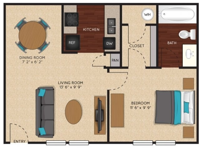 Floorplan - Fox Glove image
