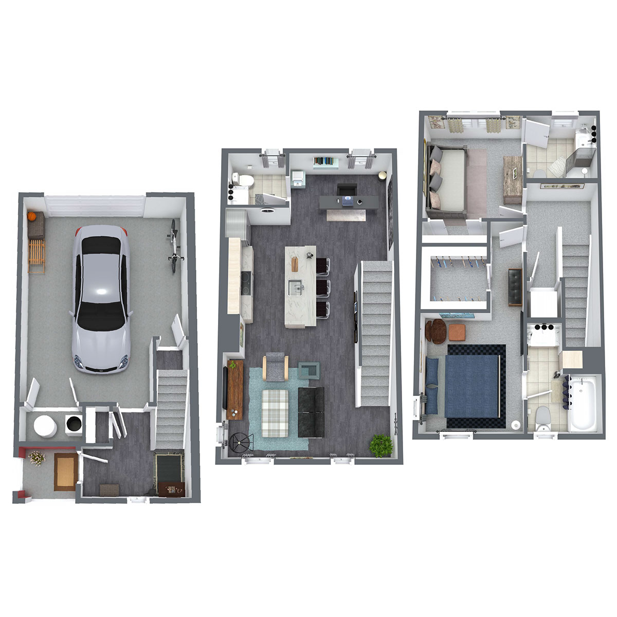 Informative Picture of Lilac - 2 Bedroom