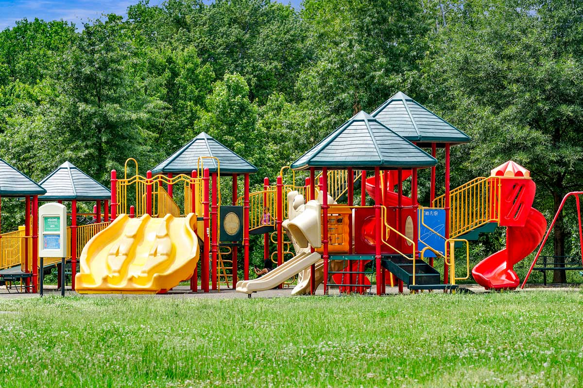 Heurich Park is 8 minutes from Kaywood Gardens Apartments in Mount Rainier, MD