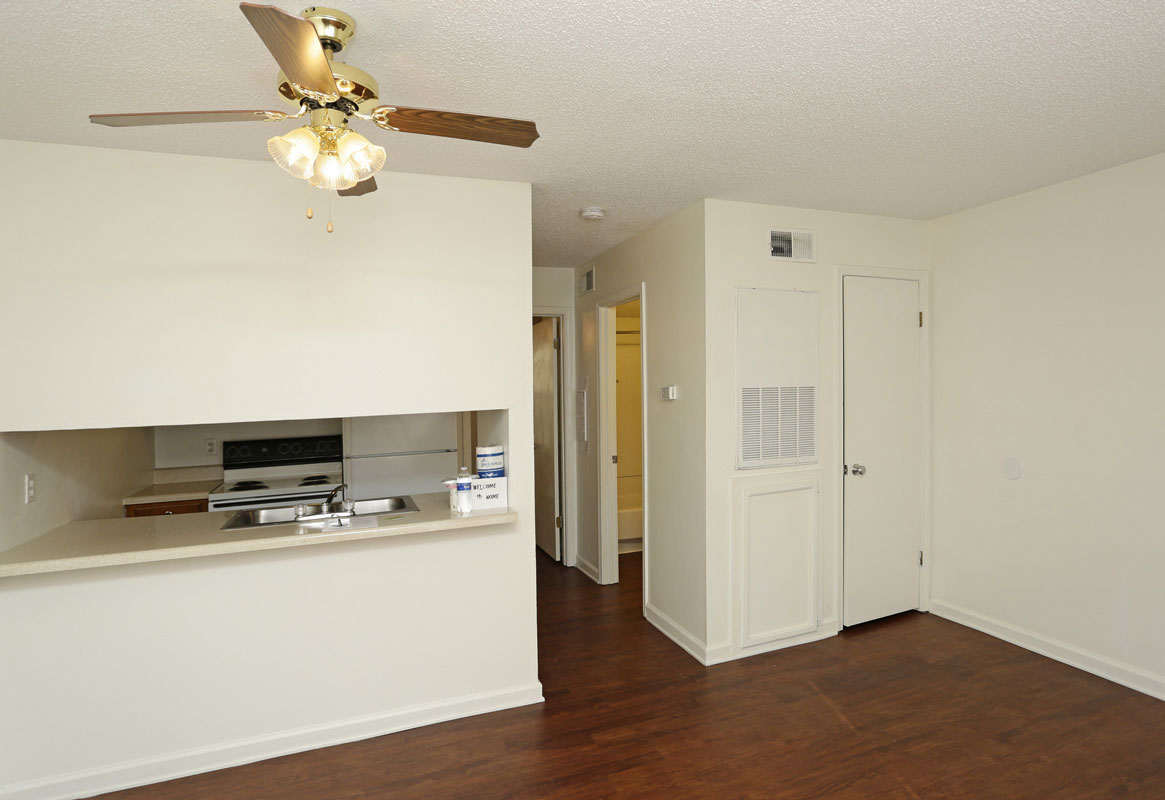 Spacious Floor Plans at Kenilworth Ridge Apartments in Baton Rouge, Louisiana