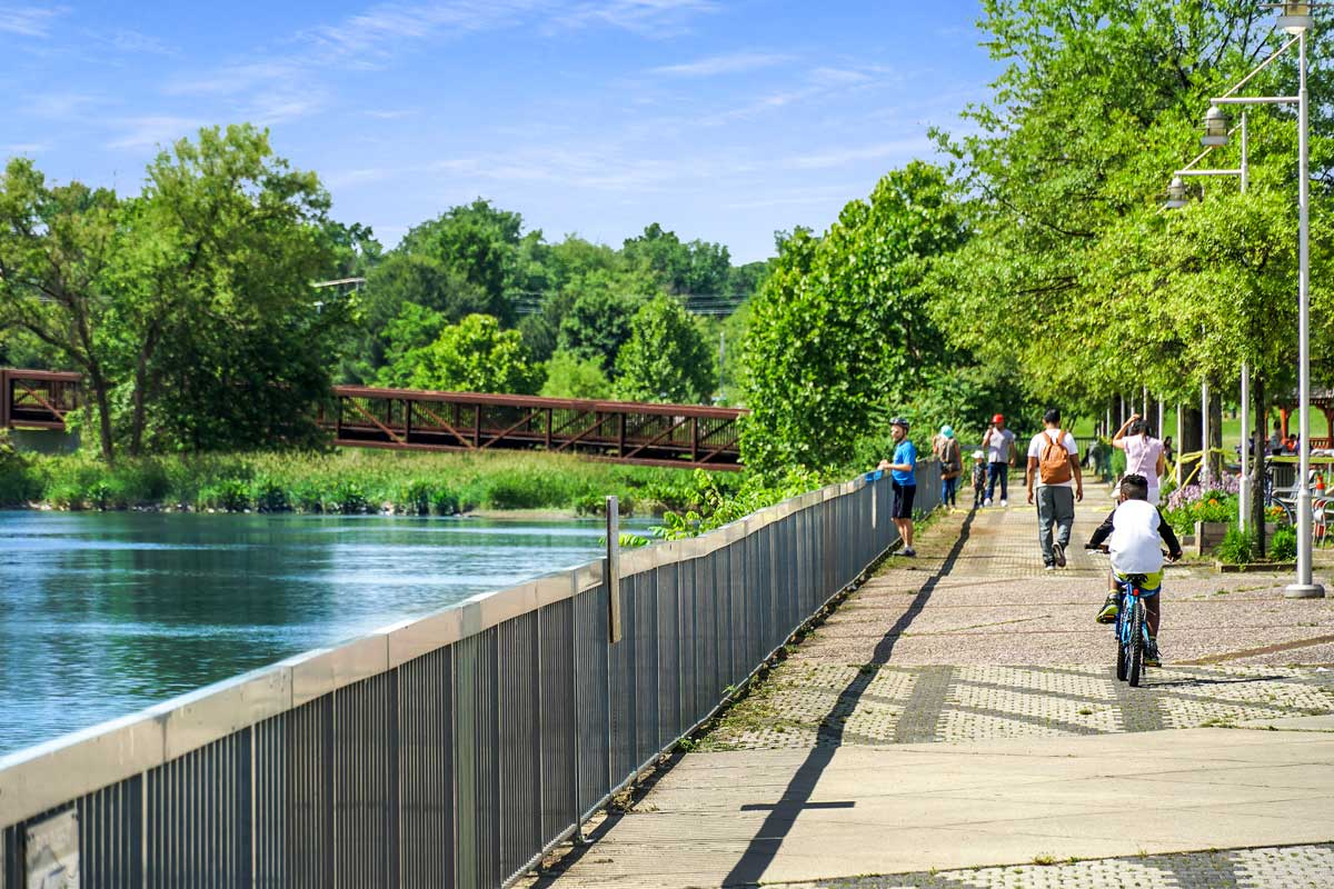 Bladensburg Waterfront Park is 5 minutes from Kenilworth Towers Apartments