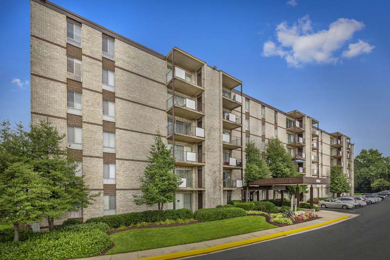 Apartments for rent at Kenilworth Towers in Bladensburg, MD