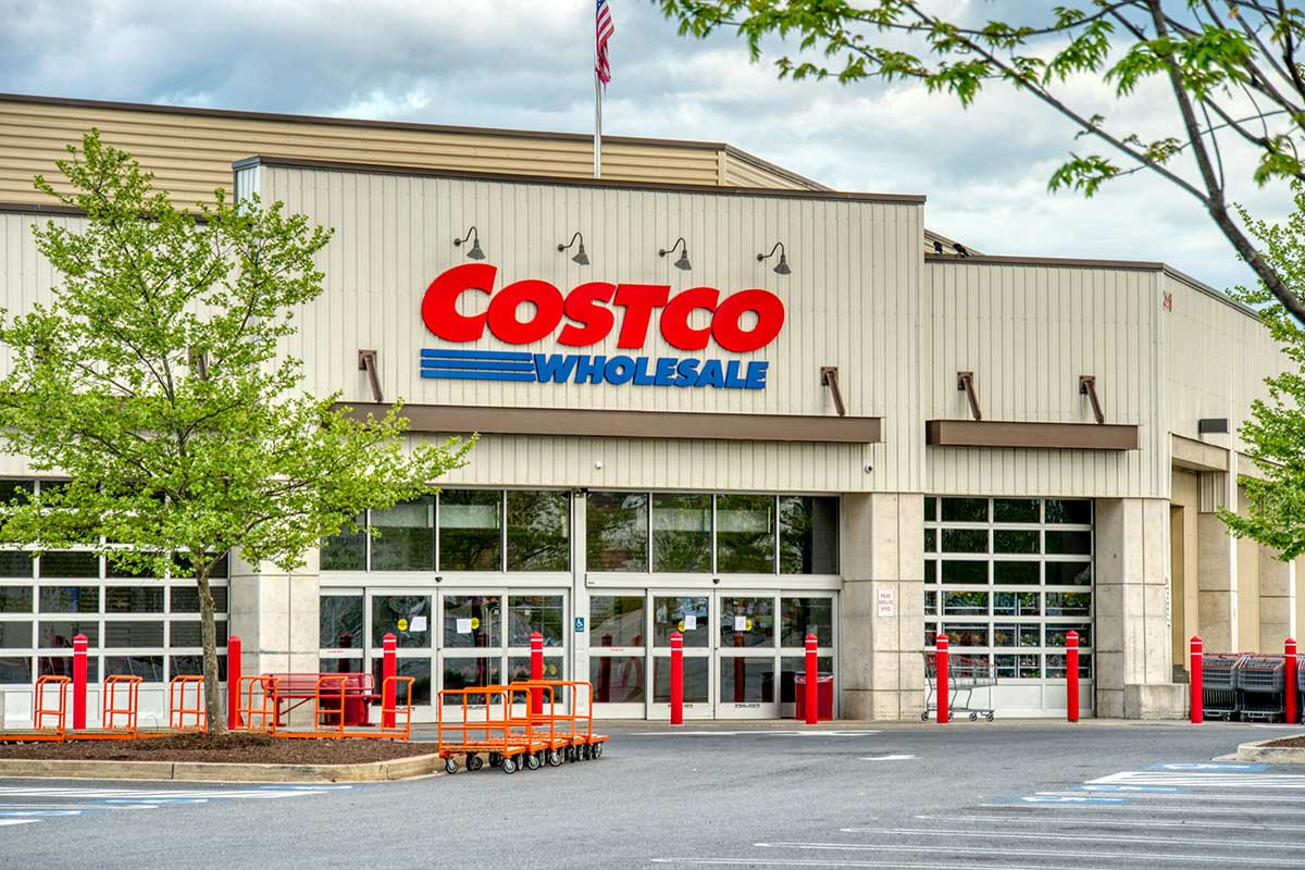 Costco is 5 minutes from Kenilworth Towers Apartments in Bladensburg, MD