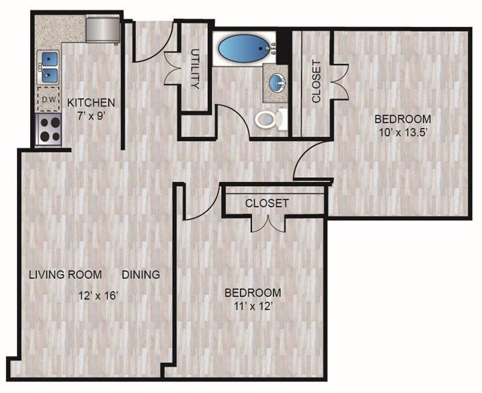 Floorplan - B1 image