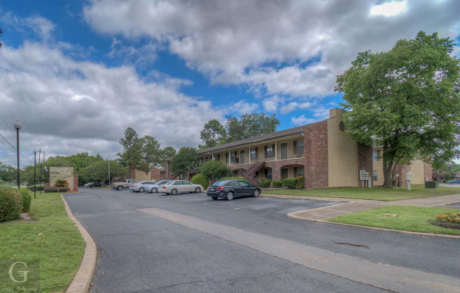 Apartments for Lease at Kingston Village Apartments in Shreveport, LA