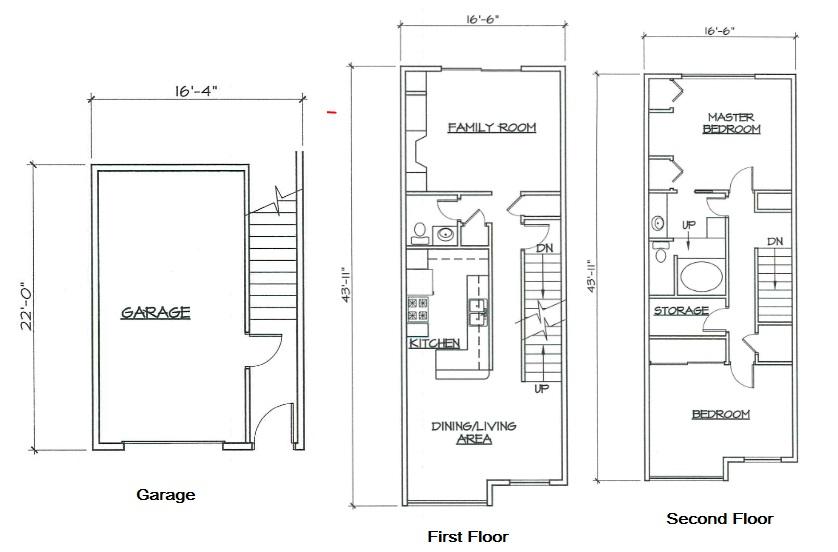 Kinsey Ridge - Floorplan - 2E