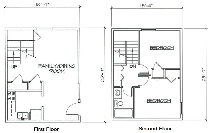Kinsey Ridge - Floorplan - 2D
