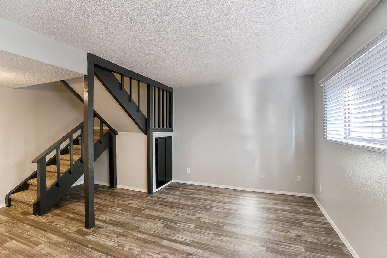 Large Floor Plans at Blk. Mtn. Lofts Apartments in Flagstaff, Arizona