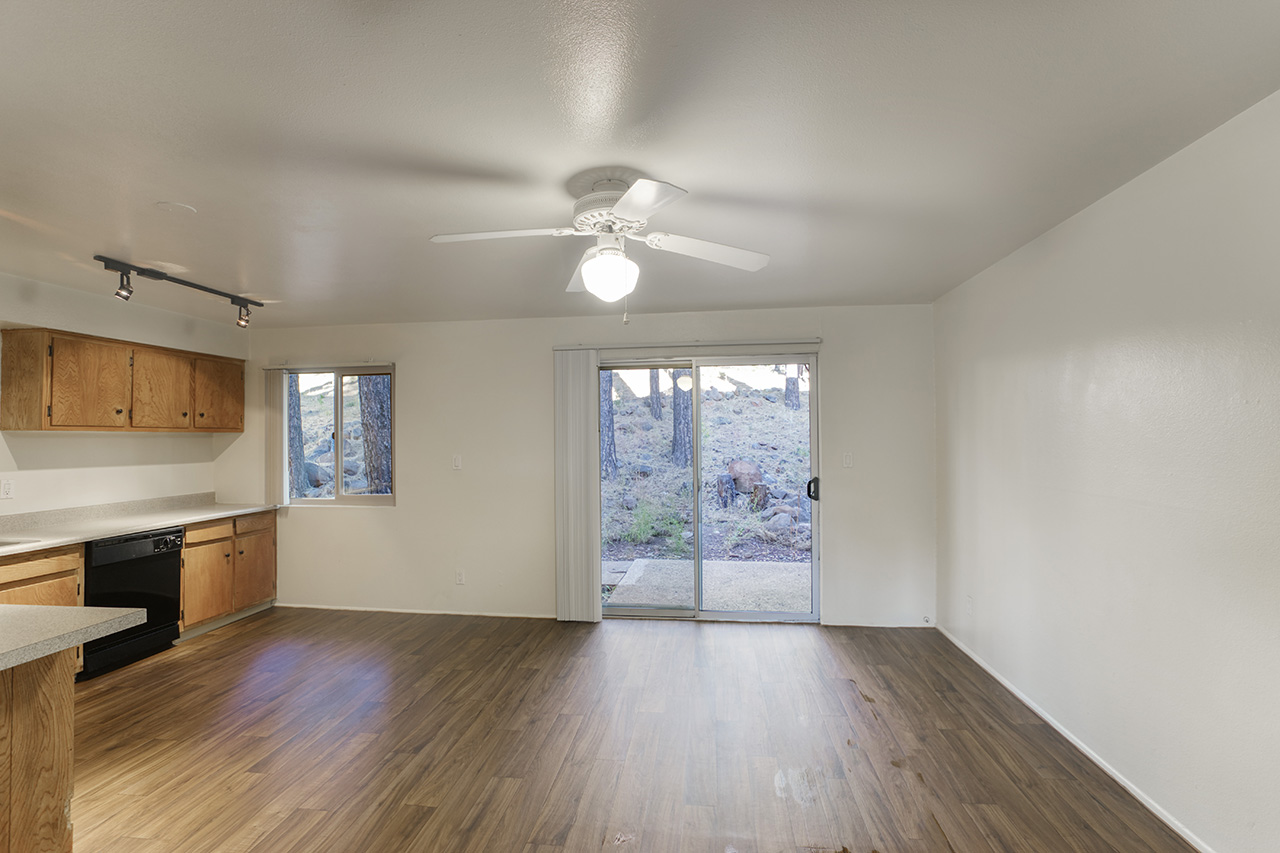 Bright Floor Plans at Blk. Mtn. Lofts Apartments in Flagstaff, Arizona