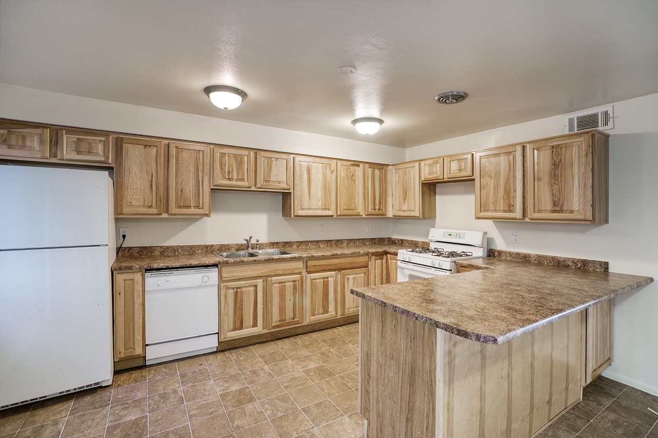 Open Floor Plans at Blk. Mtn. Lofts Apartments in Flagstaff, Arizona