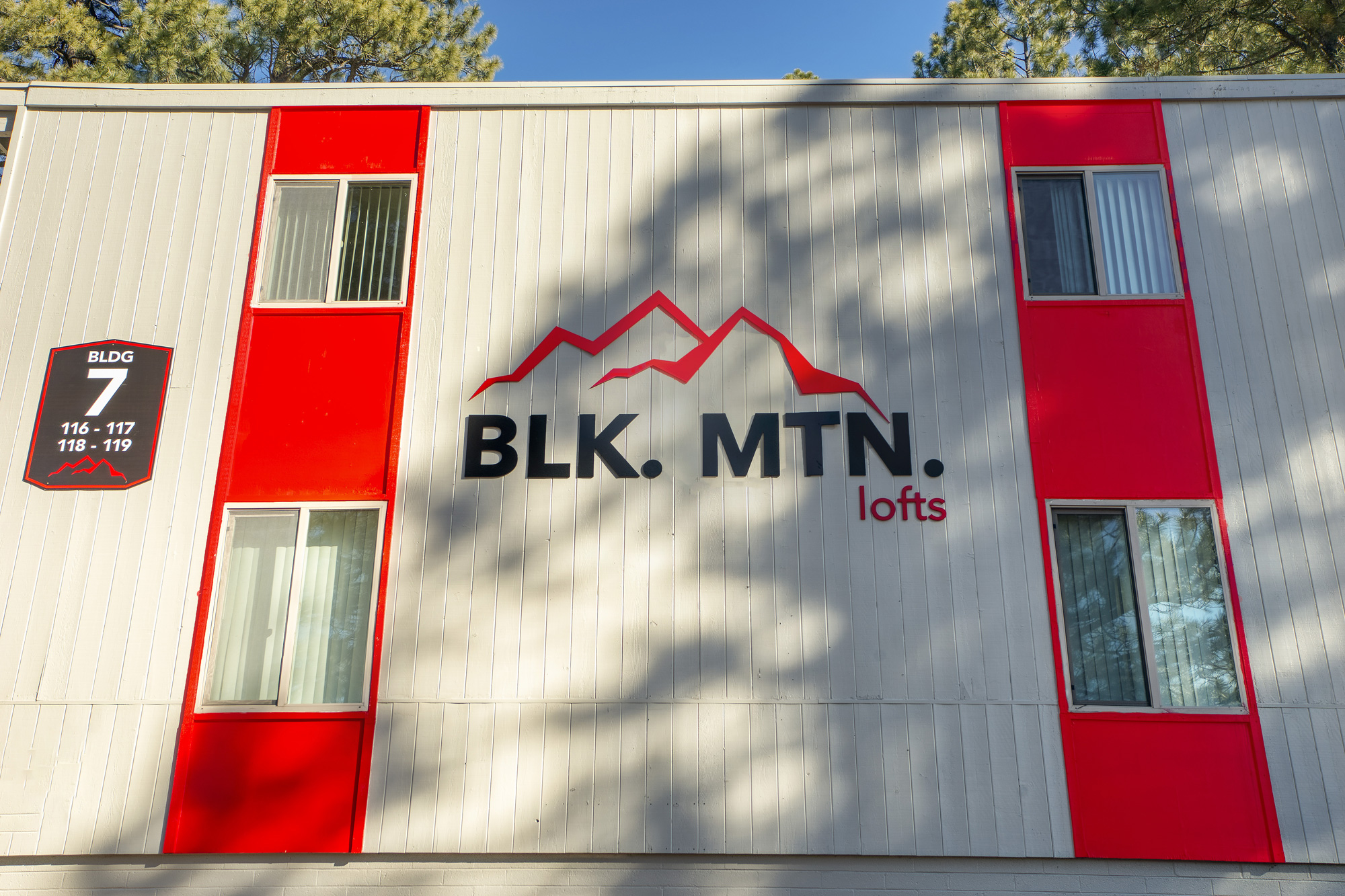 Luxury Flagstaff Apartments at Blk. Mtn. Lofts Apartments in Flagstaff, Arizona