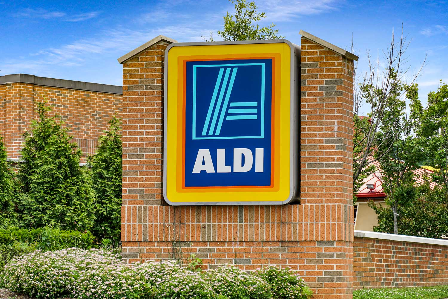Aldi within walking distance from Kirkwood Apartments in Hyattsville, MD