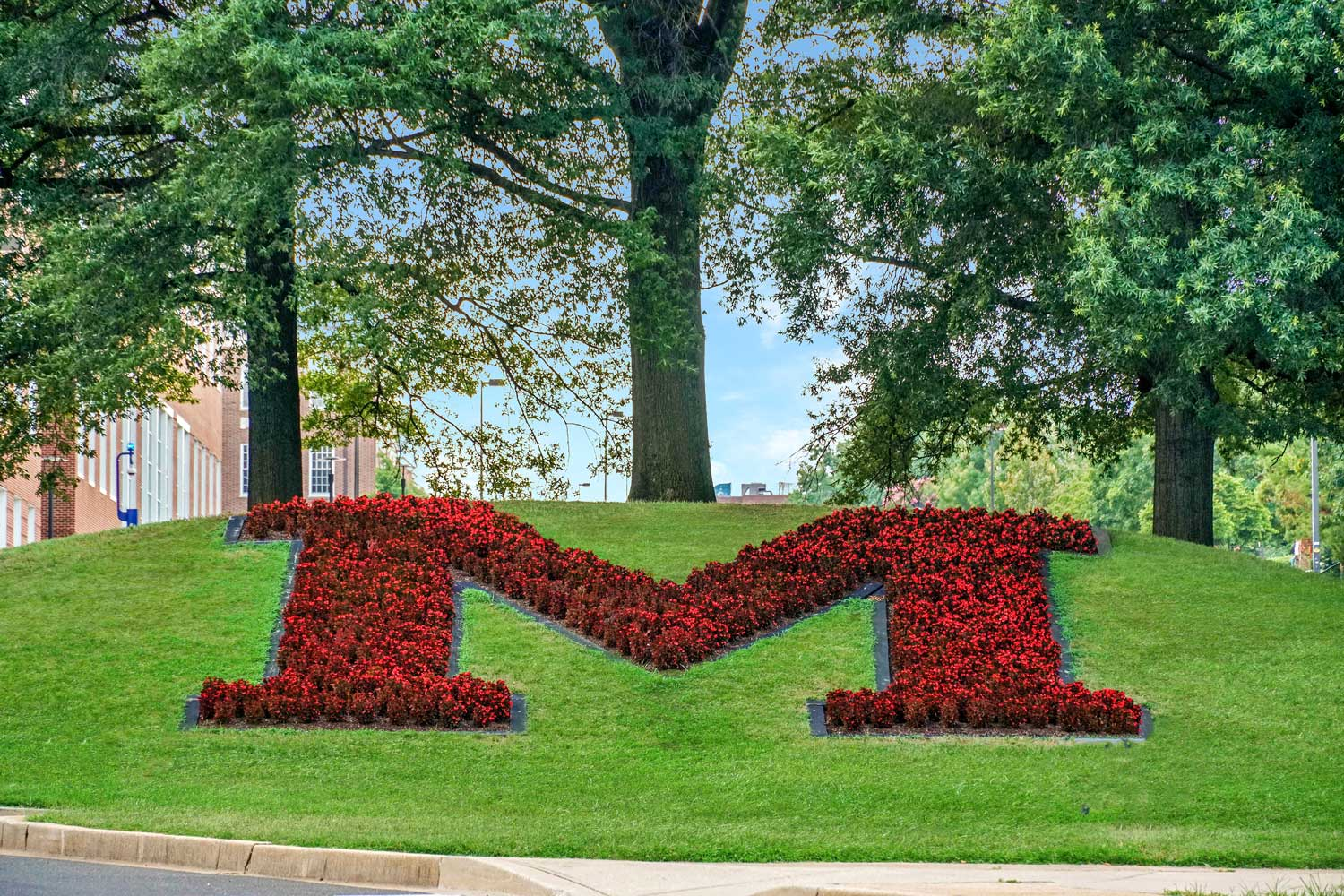 University of Maryland is 10 minutes from Kirkwood Apartments in Hyattsville, MD
