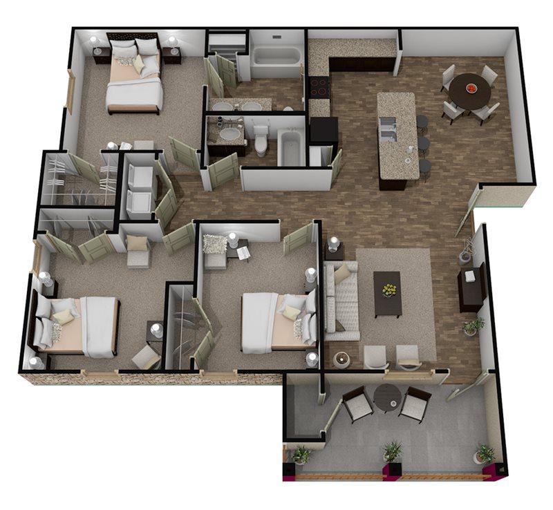 Floorplan - Covington image