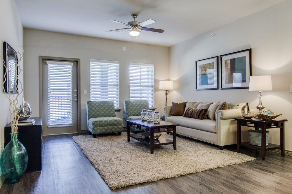 Ceiling Fans at The Lakeshore Apartment Homes in Lake Dallas, TX