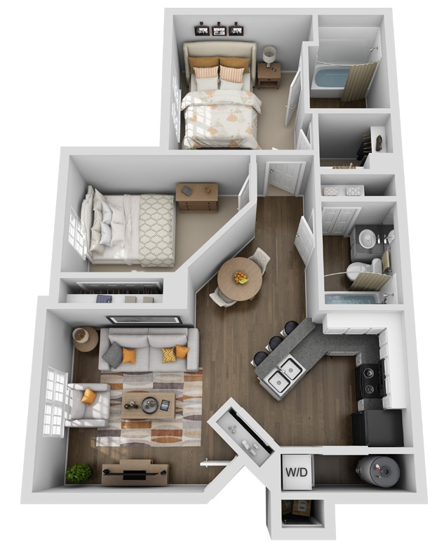 Floorplan - Retreat image