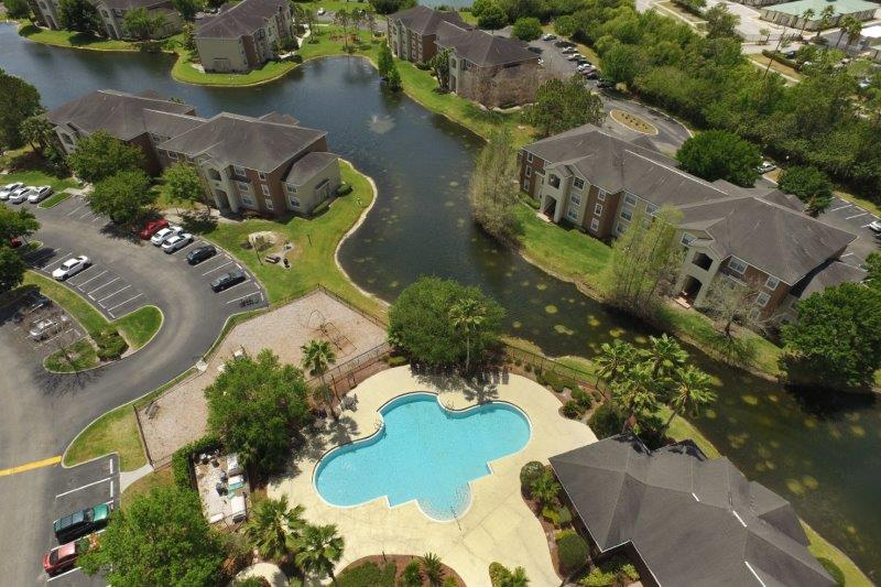 View of Lakes at North Port Apartments in North Port, Florida
