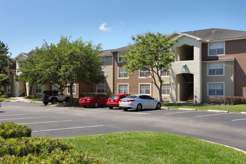 One Bedroom Apartments at Lakes at North Port Apartments in North Port, Florida
