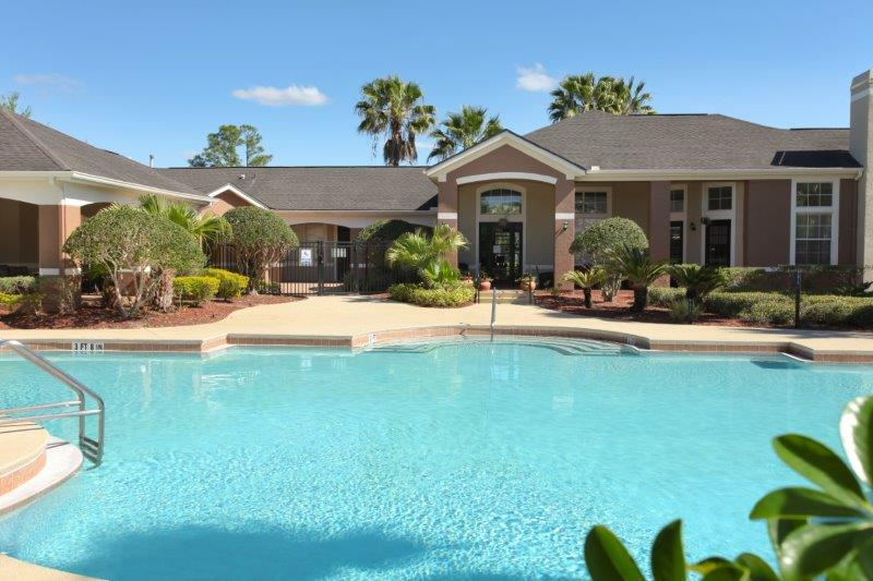 Resident Clubhouse at Lakes at North Port Apartments in North Port, Florida