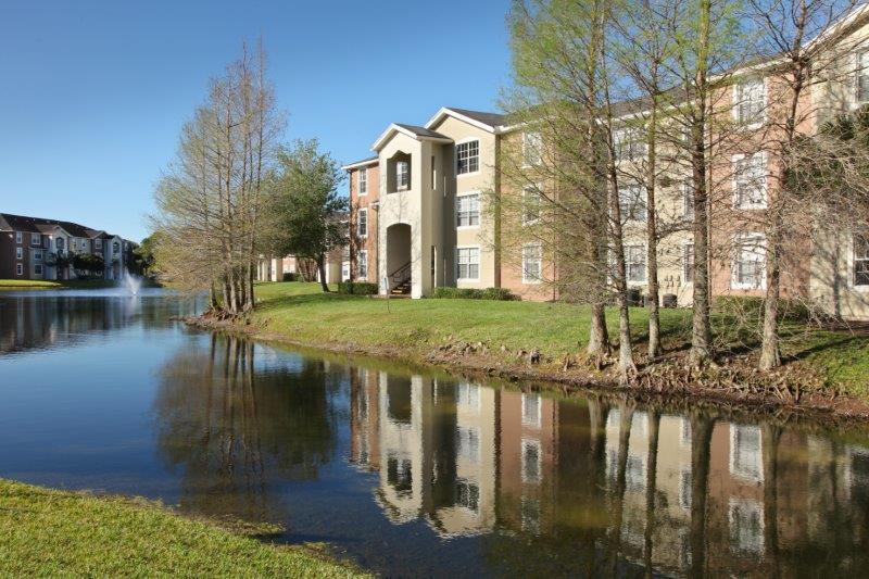 Private Community at Lakes at North Port Apartments in North Port, Florida