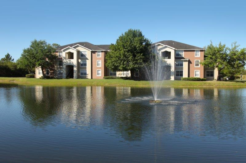 On-Site Paw Park at Lakes at North Port Apartments in North Port, Florida