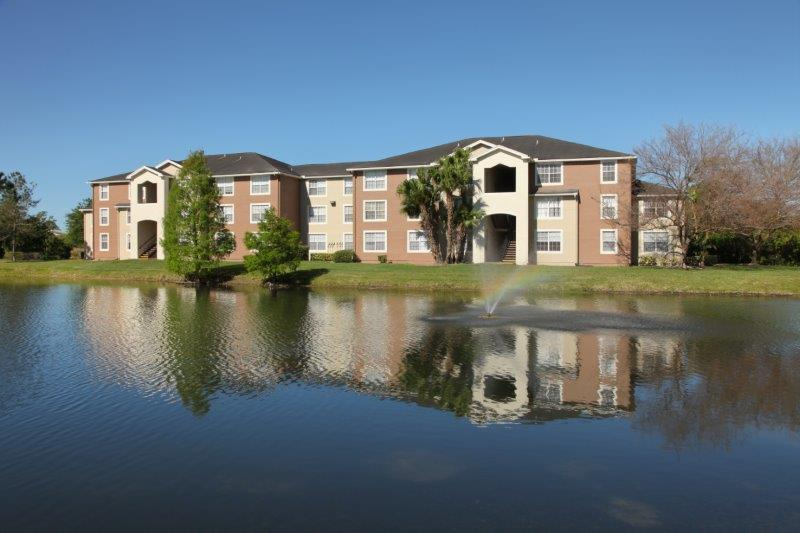 Clothes Care Center at Lakes at North Port Apartments in North Port, Florida