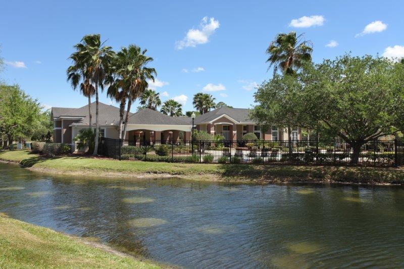 Gated Community at Lakes at North Port Apartments in North Port, Florida