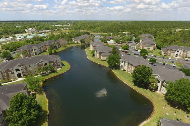 View of Lakes of North Port Apartments in North Port, Florida