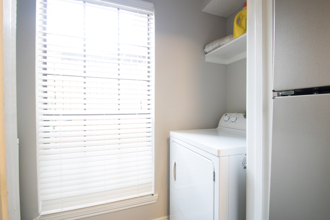 In-Home Washer & Dryer at Las Brisas Apartments in San Antonio, TX