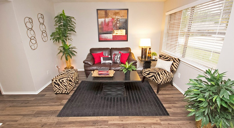 Apartments for Rent at Las Casitas Apartments in DeSoto, Texas