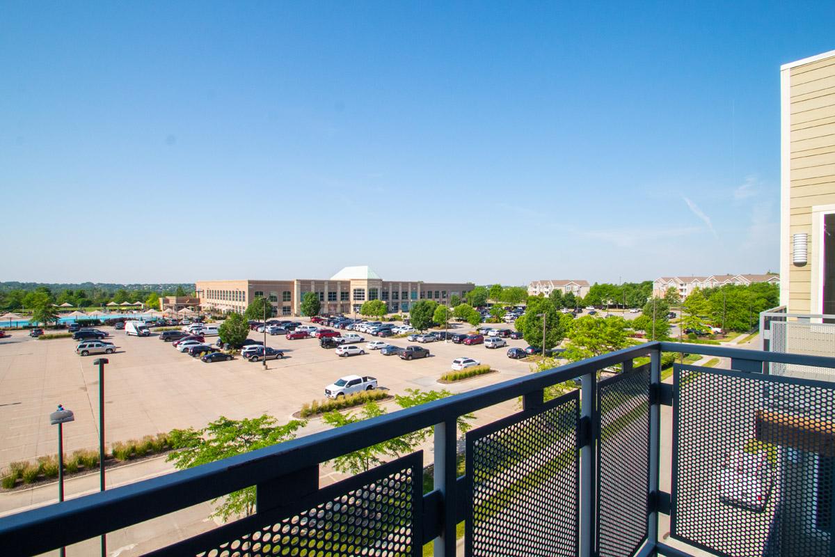 Balconies at Legacy Flats Apartments in Omaha, NE