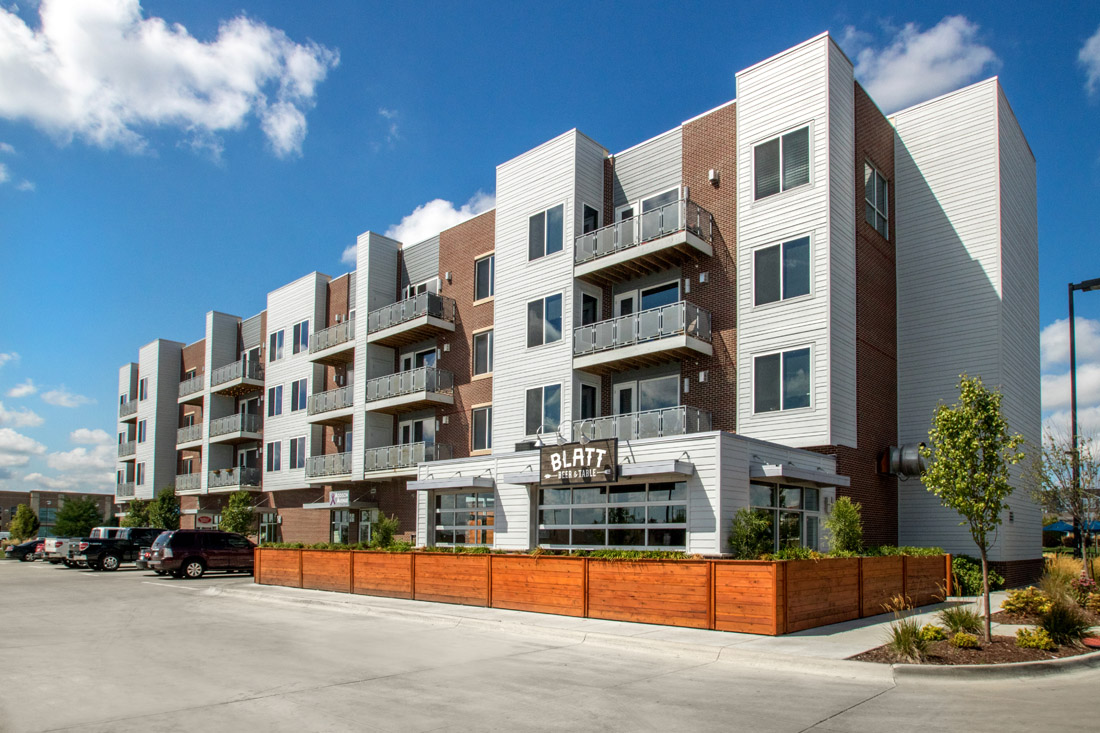 Upscale Urban Living at Legacy Flats Apartments in Omaha, Nebraska